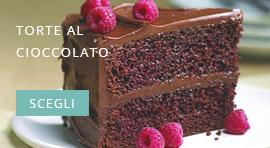 vendita torte al cioccolato online